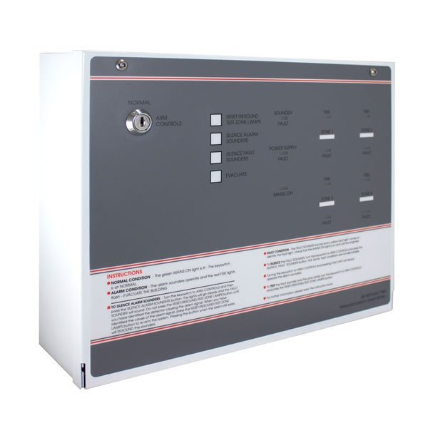 FP & MFP Zone Fire Panels
