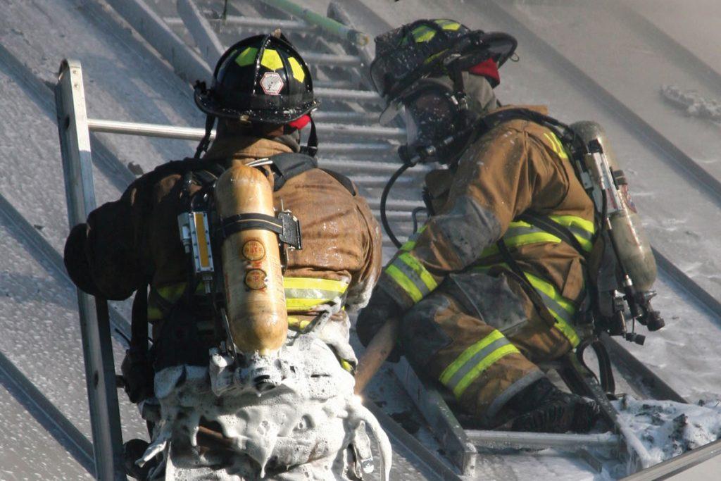 Fluorine Free Dual-Purpose Firefighting Foam