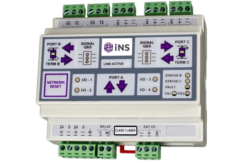 Kentec releases iNS to provide guaranteed network integrity