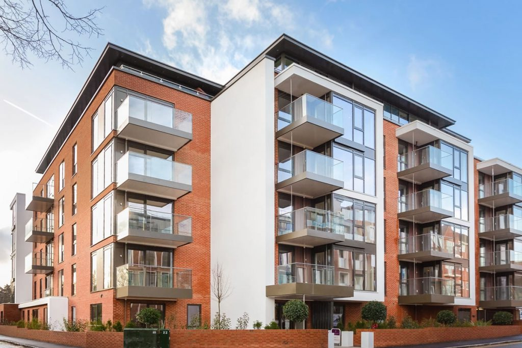 Advanced Selected as Installer's Preference for Luxury Apartments - Marsham House