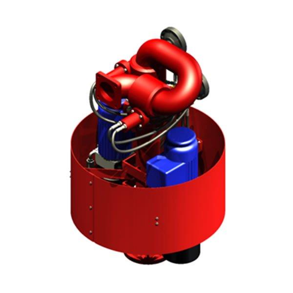 Marmora Electro-Hydraulic Monitor