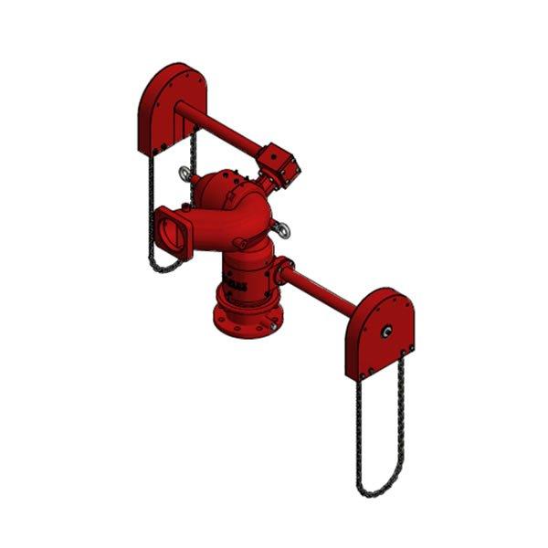Niagara Chain Operated Monitor