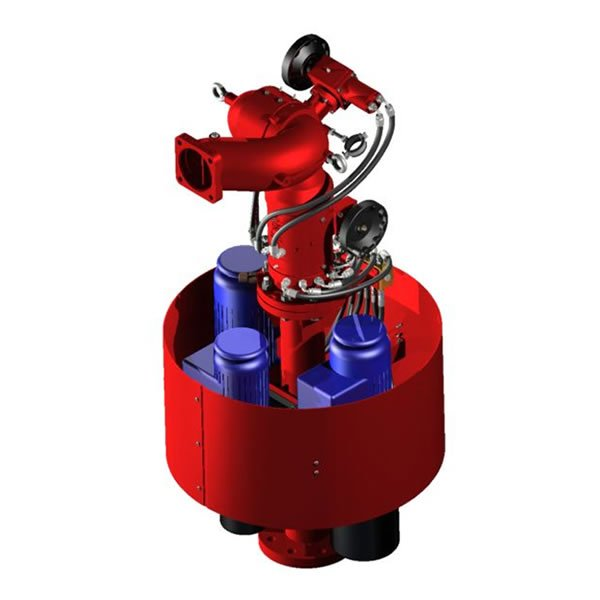 Niagara Electro-Hydraulic Monitor