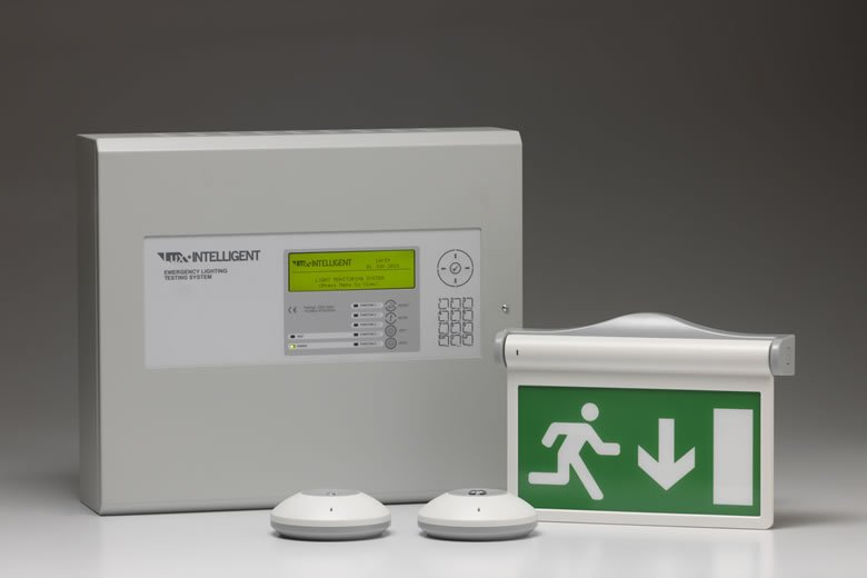 Advanced's LuxIntelligent emergency lighting system with its EasySafe lighting range