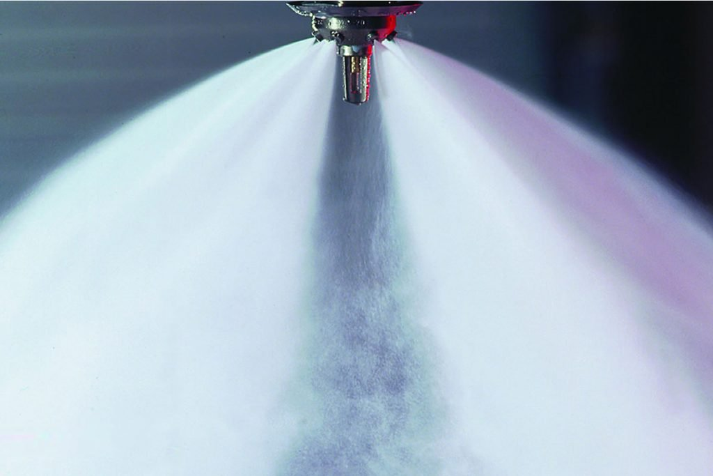 Water mist systems - What you need to know
