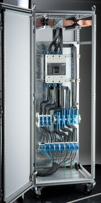 How to reduce the causes and consequences of an electrical fire in a data center