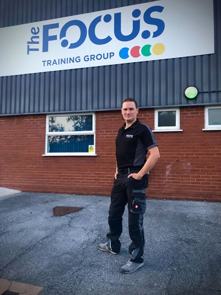 Kentec support The Focus Training Group in delivering real-life fire safety training