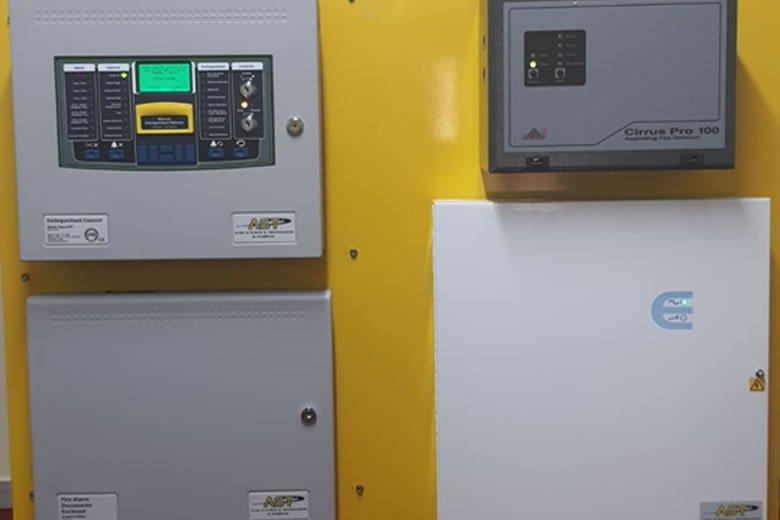 Kentec Sigma ZXT extinguishing range available to purchase following BETA testing